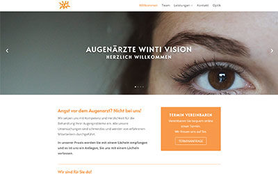 "Redesign ""winti vision"""