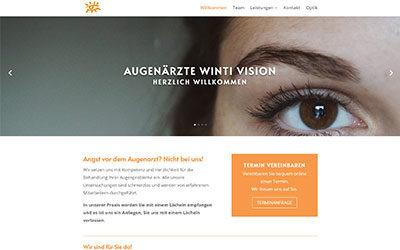"Redesign ""winti vision"""